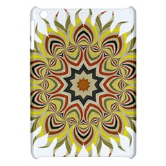Abstract Geometric Seamless Ol Ckaleidoscope Pattern Apple iPad Mini Hardshell Case