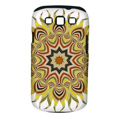 Abstract Geometric Seamless Ol Ckaleidoscope Pattern Samsung Galaxy S III Classic Hardshell Case (PC+Silicone)