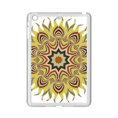 Abstract Geometric Seamless Ol Ckaleidoscope Pattern iPad Mini 2 Enamel Coated Cases