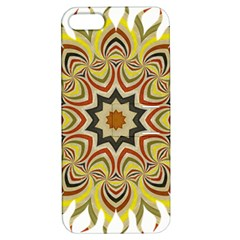 Abstract Geometric Seamless Ol Ckaleidoscope Pattern Apple iPhone 5 Hardshell Case with Stand