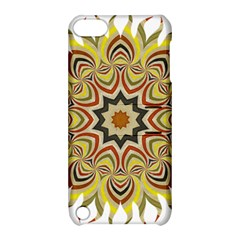 Abstract Geometric Seamless Ol Ckaleidoscope Pattern Apple iPod Touch 5 Hardshell Case with Stand