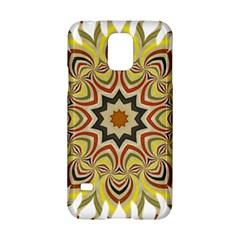 Abstract Geometric Seamless Ol Ckaleidoscope Pattern Samsung Galaxy S5 Hardshell Case