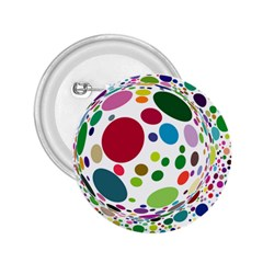 Color Ball 2 25  Buttons