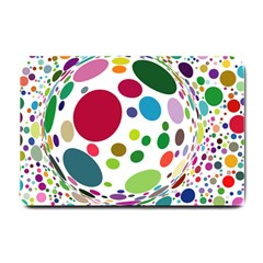 Color Ball Small Doormat