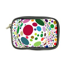 Color Ball Coin Purse