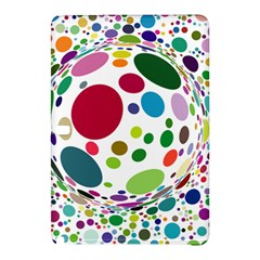 Color Ball Samsung Galaxy Tab Pro 12 2 Hardshell Case