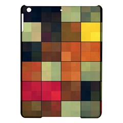 Background With Color Layered Tiling Ipad Air Hardshell Cases