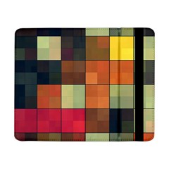 Background With Color Layered Tiling Samsung Galaxy Tab Pro 8 4  Flip Case