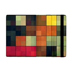 Background With Color Layered Tiling iPad Mini 2 Flip Cases