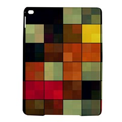 Background With Color Layered Tiling iPad Air 2 Hardshell Cases