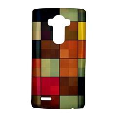 Background With Color Layered Tiling Lg G4 Hardshell Case