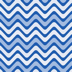 Background Of Blue Wavy Lines Magic Photo Cubes