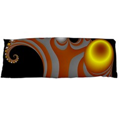 Classic Mandelbrot Dimpled Spheroids Body Pillow Case Dakimakura (two Sides)