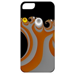 Classic Mandelbrot Dimpled Spheroids Apple iPhone 5 Classic Hardshell Case