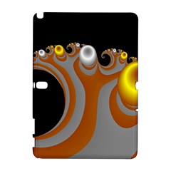 Classic Mandelbrot Dimpled Spheroids Galaxy Note 1