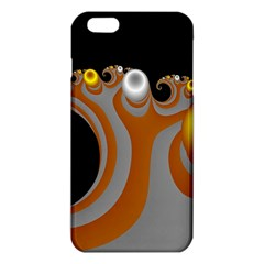 Classic Mandelbrot Dimpled Spheroids Iphone 6 Plus/6s Plus Tpu Case