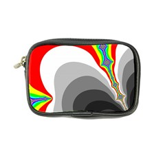 Background Image With Color Shapes Coin Purse