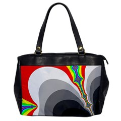 Background Image With Color Shapes Office Handbags