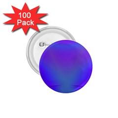 Violet Fractal Background 1 75  Buttons (100 Pack)