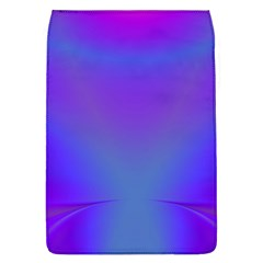 Violet Fractal Background Flap Covers (l)