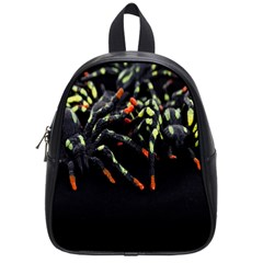 Colorful Spiders For Your Dark Halloween Projects School Bags (small)