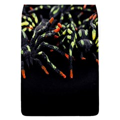 Colorful Spiders For Your Dark Halloween Projects Flap Covers (S)