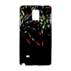 Colorful Spiders For Your Dark Halloween Projects Samsung Galaxy Note 4 Hardshell Case