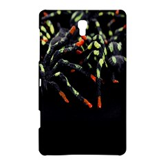 Colorful Spiders For Your Dark Halloween Projects Samsung Galaxy Tab S (8.4 ) Hardshell Case