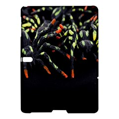 Colorful Spiders For Your Dark Halloween Projects Samsung Galaxy Tab S (10 5 ) Hardshell Case