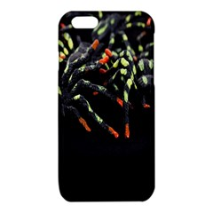 Colorful Spiders For Your Dark Halloween Projects iPhone 6/6S TPU Case