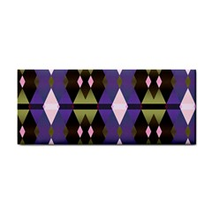 Geometric Abstract Background Art Cosmetic Storage Cases