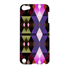 Geometric Abstract Background Art Apple iPod Touch 5 Hardshell Case