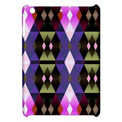 Geometric Abstract Background Art Apple iPad Mini Hardshell Case