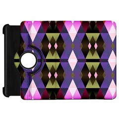 Geometric Abstract Background Art Kindle Fire Hd 7