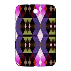 Geometric Abstract Background Art Samsung Galaxy Note 8.0 N5100 Hardshell Case