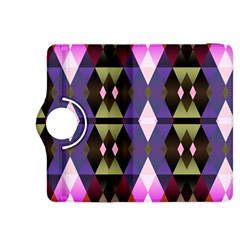 Geometric Abstract Background Art Kindle Fire HDX 8.9  Flip 360 Case