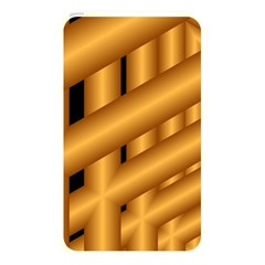 Fractal Background With Gold Pipes Memory Card Reader