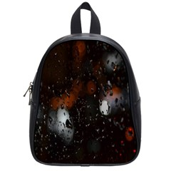 Lights And Drops While On The Road School Bags (small)
