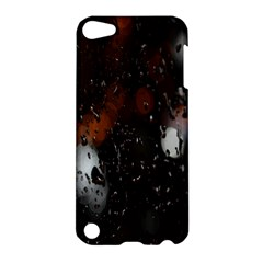 Lights And Drops While On The Road Apple iPod Touch 5 Hardshell Case