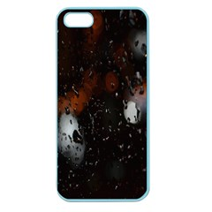Lights And Drops While On The Road Apple Seamless iPhone 5 Case (Color)