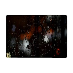 Lights And Drops While On The Road Apple iPad Mini Flip Case