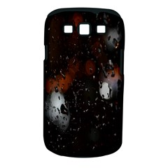 Lights And Drops While On The Road Samsung Galaxy S III Classic Hardshell Case (PC+Silicone)