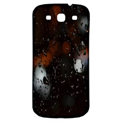 Lights And Drops While On The Road Samsung Galaxy S3 S Iii Classic Hardshell Back Case