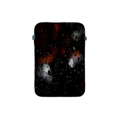 Lights And Drops While On The Road Apple iPad Mini Protective Soft Cases
