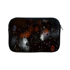Lights And Drops While On The Road Apple Ipad Mini Zipper Cases