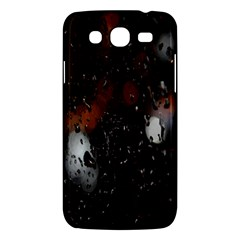 Lights And Drops While On The Road Samsung Galaxy Mega 5.8 I9152 Hardshell Case