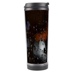 Lights And Drops While On The Road Travel Tumbler