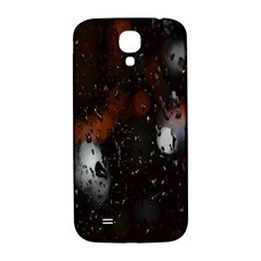 Lights And Drops While On The Road Samsung Galaxy S4 I9500/I9505  Hardshell Back Case