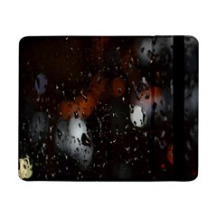 Lights And Drops While On The Road Samsung Galaxy Tab Pro 8 4  Flip Case