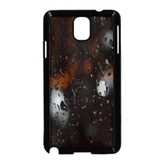 Lights And Drops While On The Road Samsung Galaxy Note 3 Neo Hardshell Case (Black)
